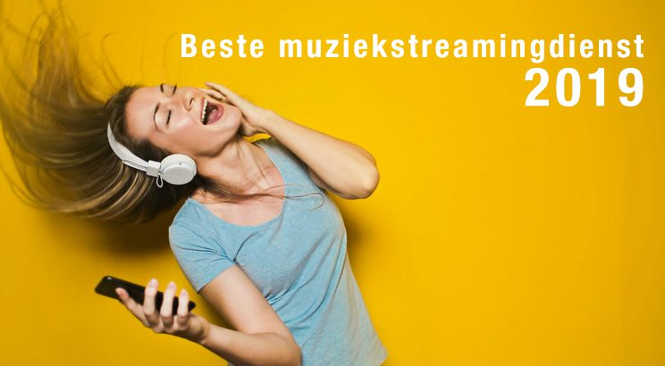 beste-muziekstreaming-dienst-2019