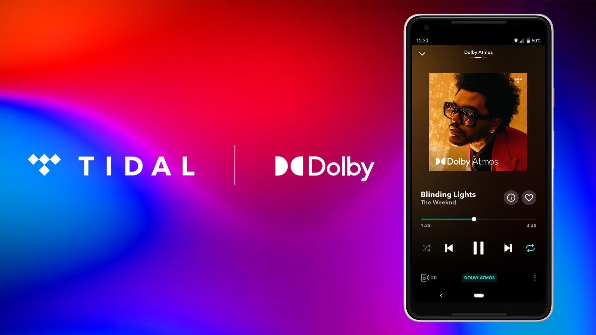 tidal dobly atmos music - tidal streaming - tidal streamingdienst