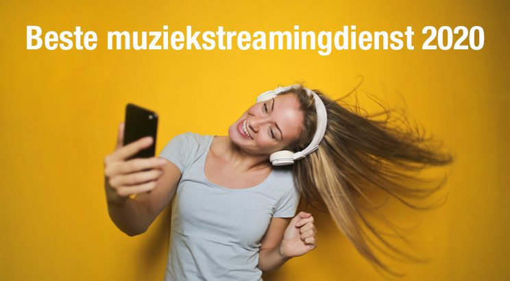 beste muziekstreamingdienst 2020 - spotify - apple music - youtube music - TIDAL - Deezer