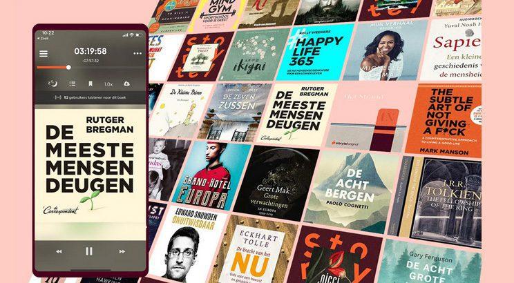 Storytel boeken - Storytel ebooks - Storytel luisterboeken - Storytel app