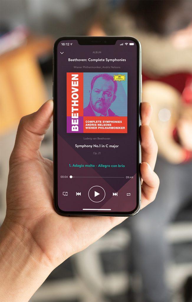 Klassieke muziek streamen met Primephonic app - Primephonic kosten - streamingdienst klassieke muziek