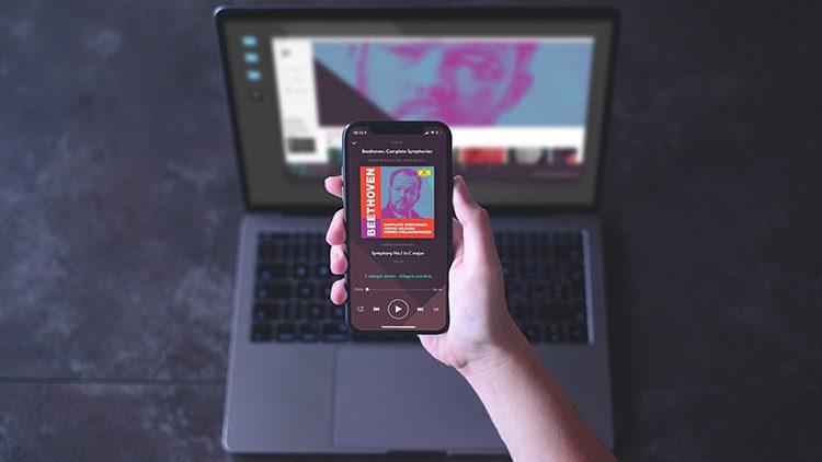 Digitaal klassieke muziek streamen met Primephonic