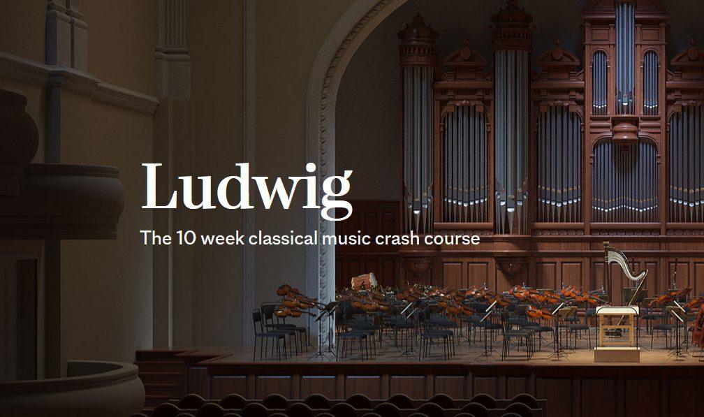 Klassieke muziek streamen - primephonic Ludwig