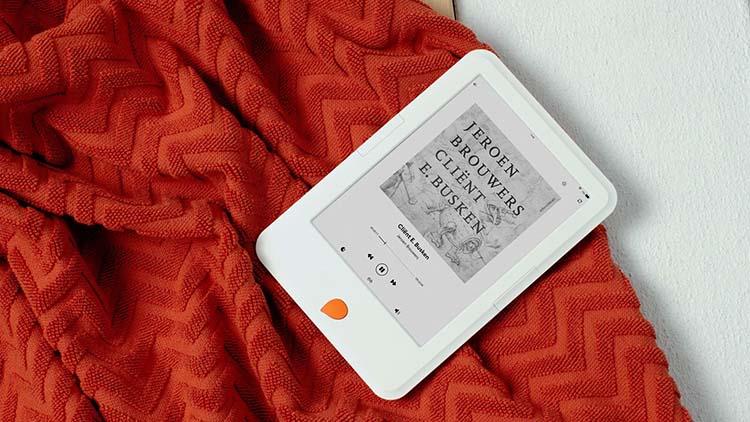 storytel reader - ereader storytel - e-reader storytel - storytel kosten - storytel boeken